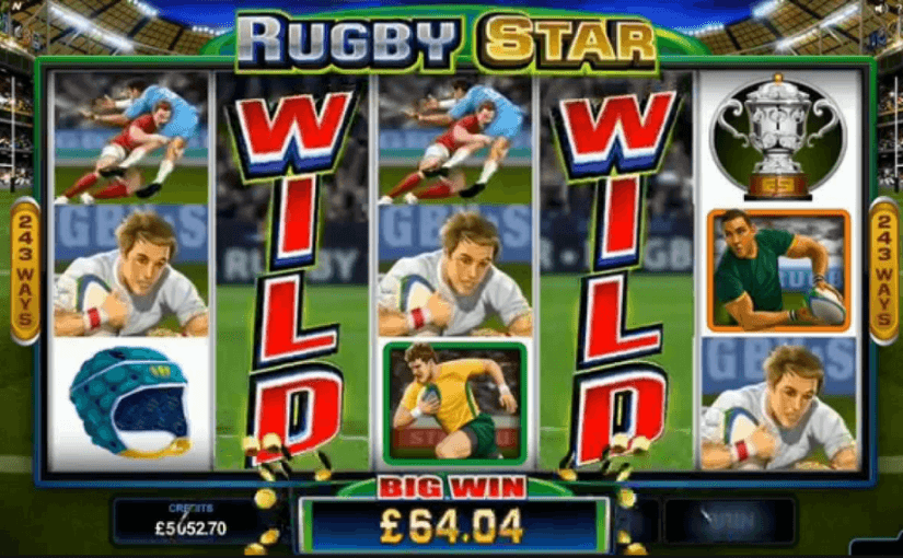 Rugby Star | Euro Palace Casino Blog