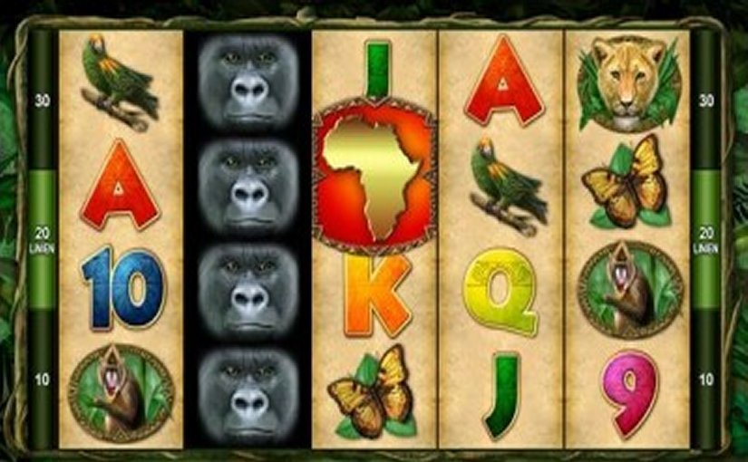 Play King Of The Jungle Online Slot For Free