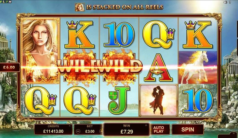 Titans of the Sun Theia Slot Machine Online ᐈ Microgaming™ Casino Slots