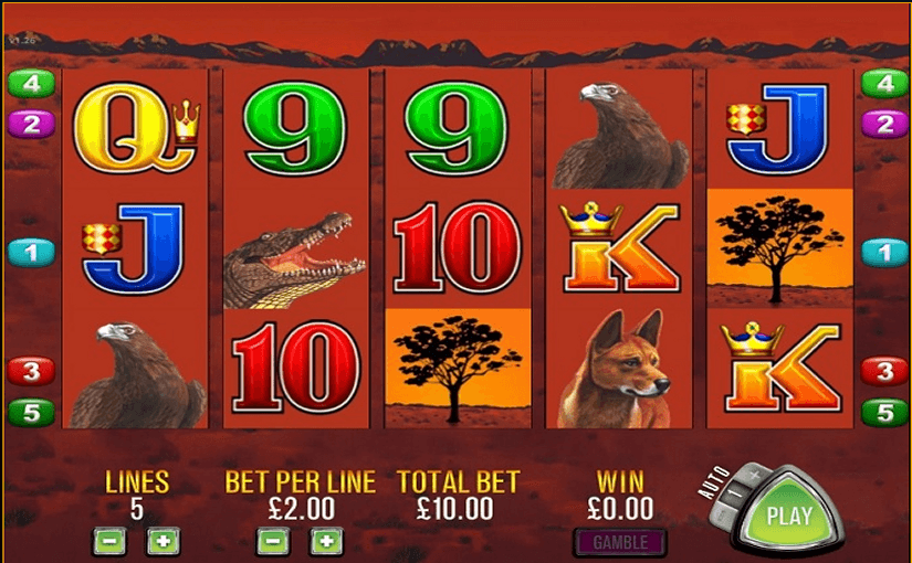 PLay Big Red Online Video Slot For Free