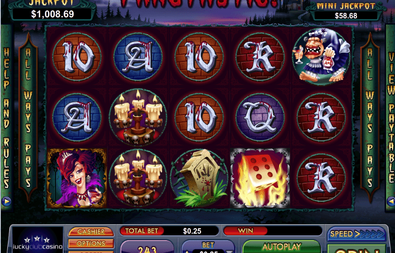Fangtastic Video Slot