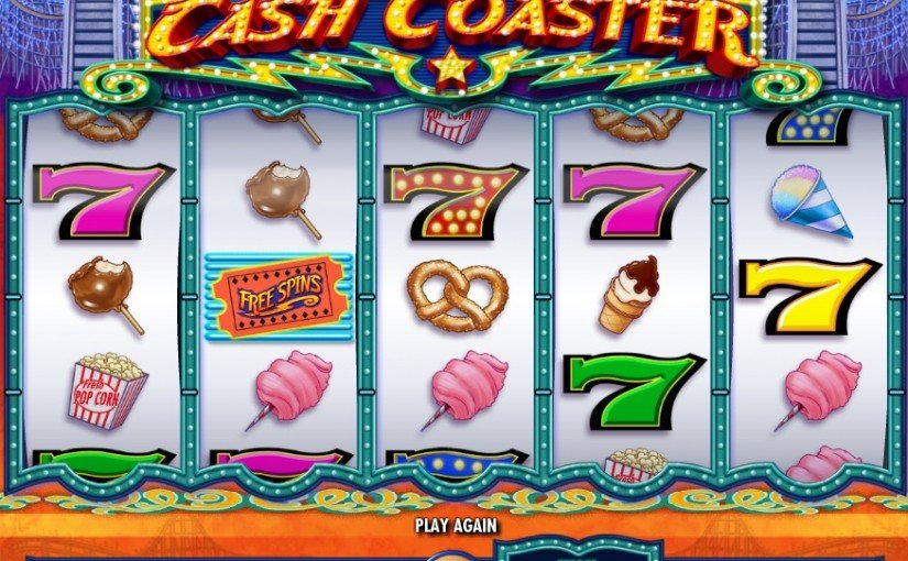 Play Cash Coaster Online Slot For Free