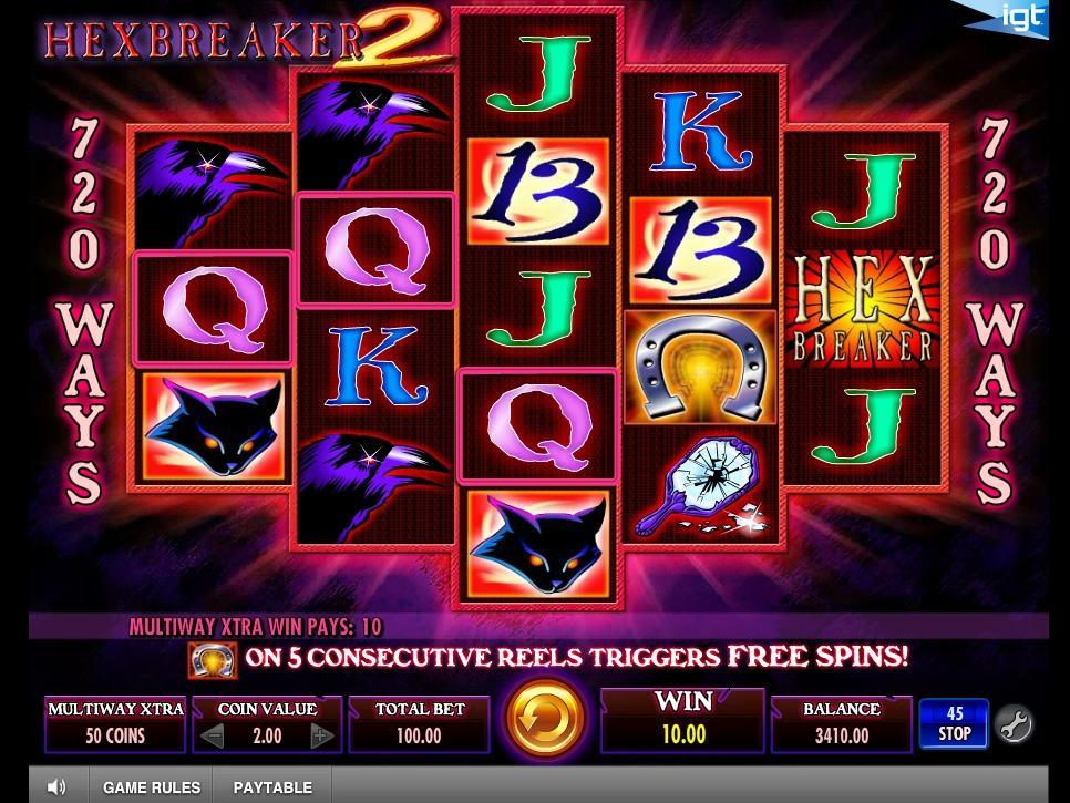 Hexbreaker slot online free