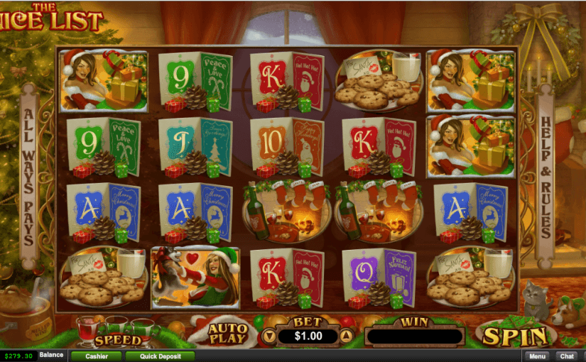 Play The Nice List Online Slot For Free