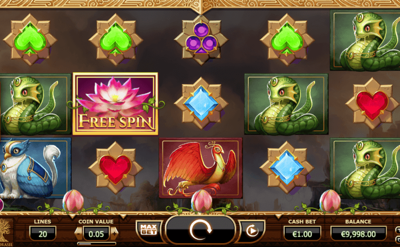 PLay Nirvana Online Slot For Free