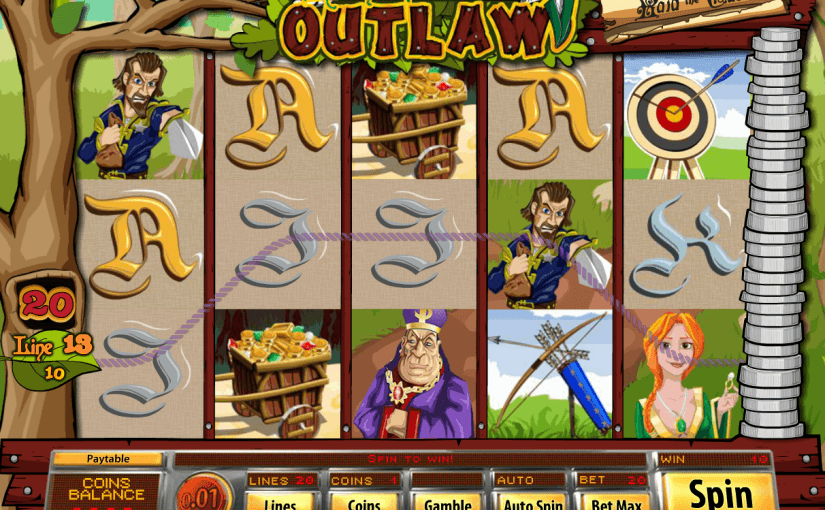 Robin Hood Outlaw Slot - Play Online for Free Money