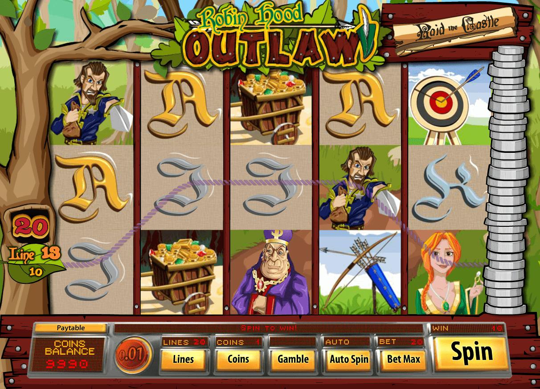 Free Slot Robin Hood
