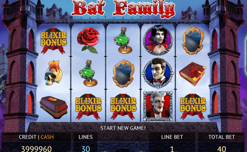 PLay Bat Family Online For Free