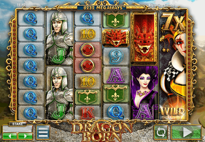 Play Dragon Born Megaways Online Slot For Free