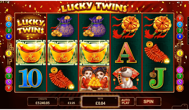 Lucky Mahjong Box Slot Machine - Play for Free Now