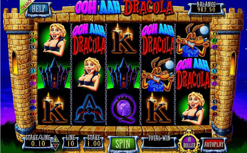 Play Ooh Aah Dracula Online Slot For Free
