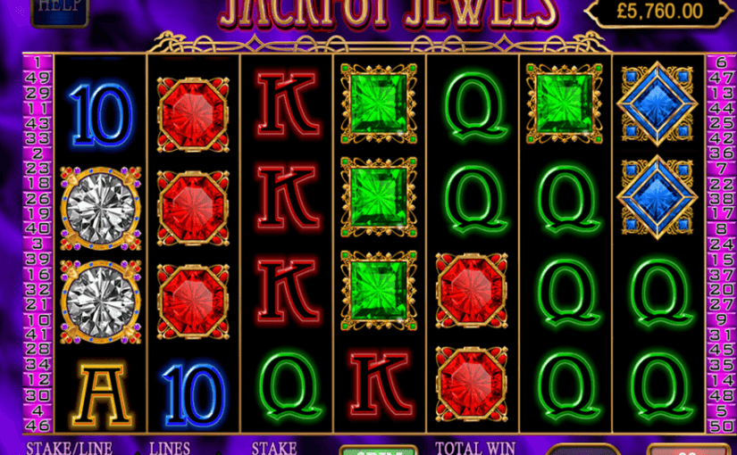Play Jackpot Jewels Online Slot For Free