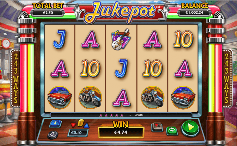 Play Jukepot Online Slot For Free