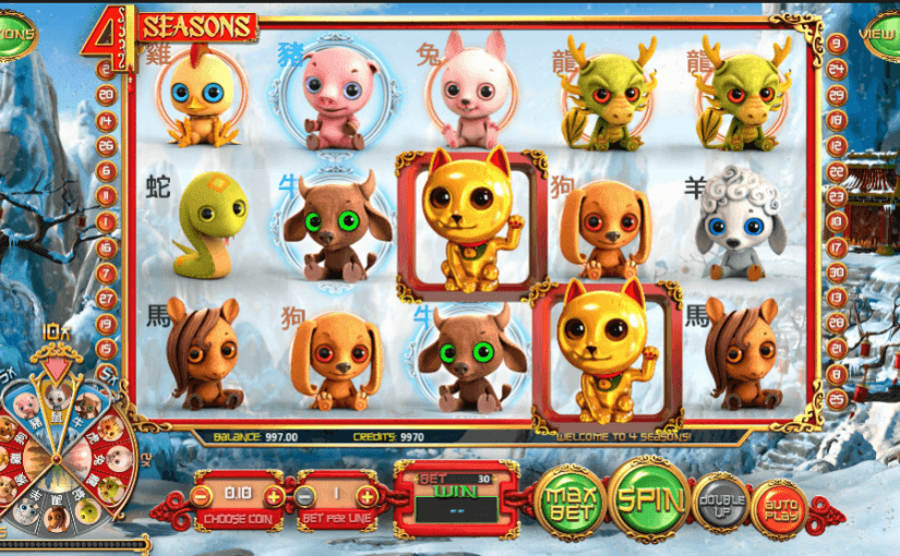 Seasons Slot - Play Free Yggdrasil Gaming Slots Online