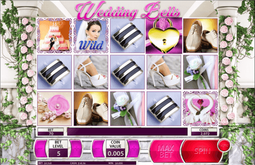 Play Wedding Bells Online Slot For Free