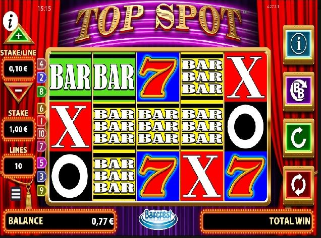 Play Top Spot Online Slot For Free