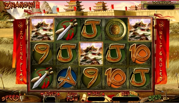 Play Zhanshi Online Video Slot For Free