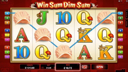 Play Win Sum Dim Sum Slot