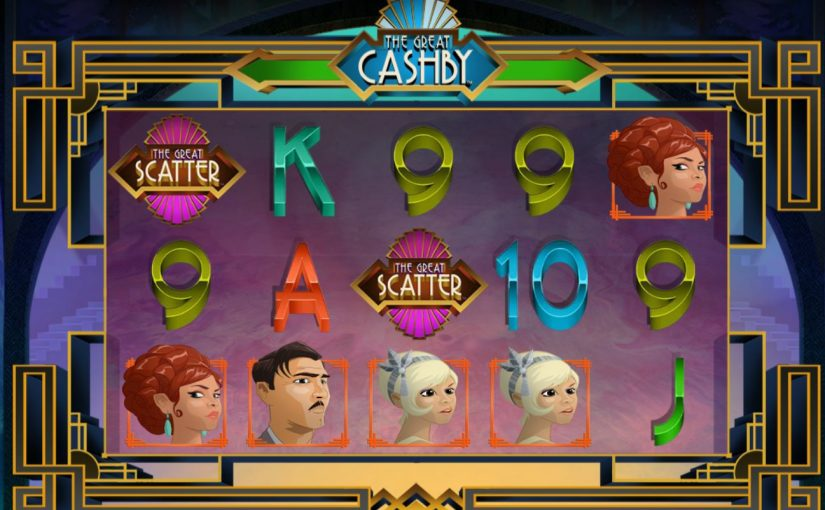PLay The Great Cashby Online Video Slot For Free