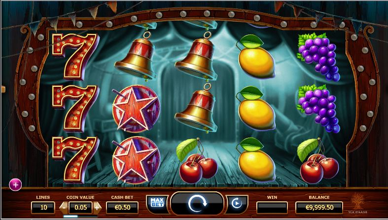 PLay Wicked Circus For Free