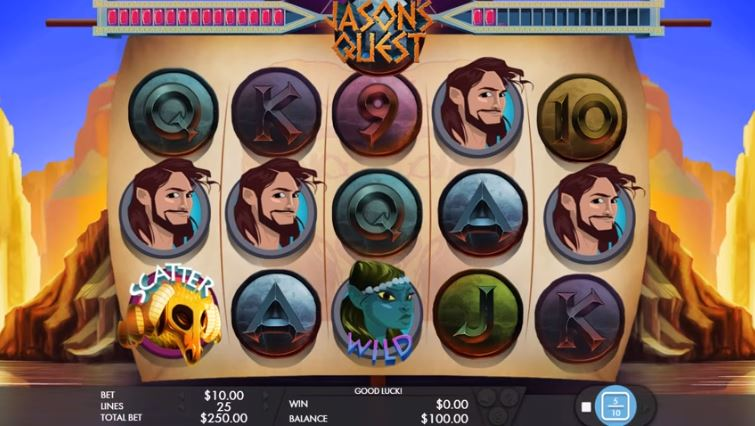 Play Jasons Quest Online Slot For Free