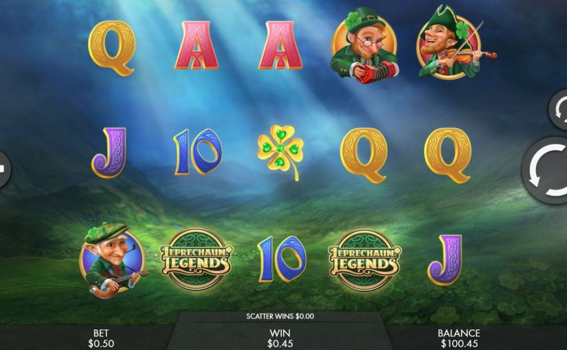 Play Leprechaun Legends Slot Online For Free