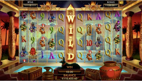 Temple of Luxor Slot - Play Online or on Mobile Now