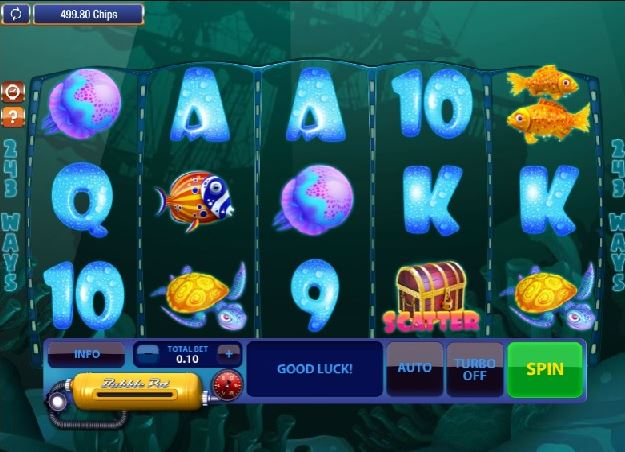 Play Sea Of Gold Online Slot For Free