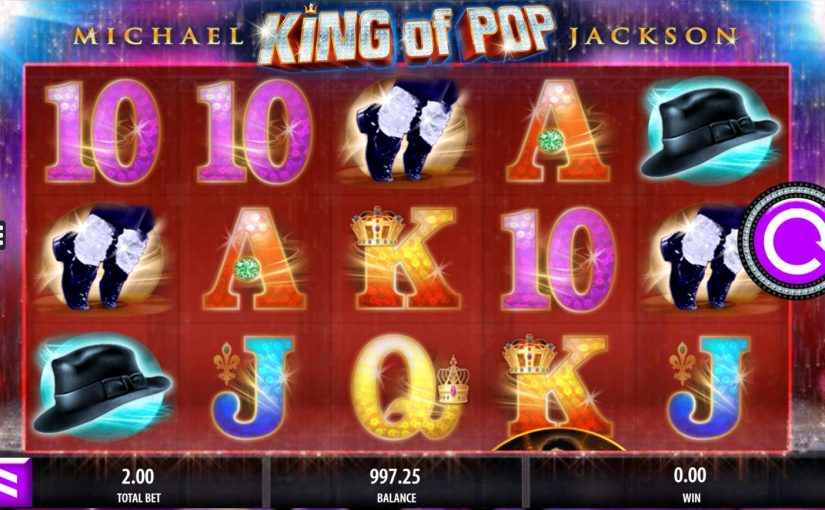 PLay Michael Jackson King of Pop