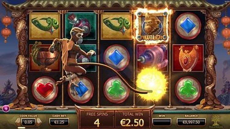How to win on keys to riches slot machine