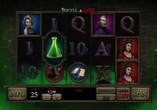 Jekyll & Hyde Slot by Ash Gaming