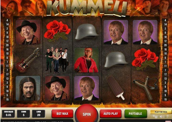 KUMMELI