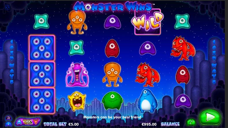 Play Monster Wins Online Slot For Free