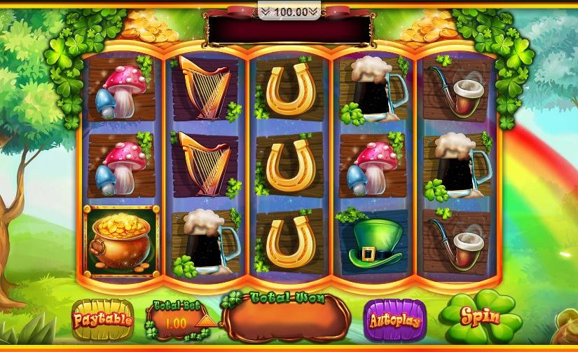 Play SLOTS O' GOLD Online Slot For Free