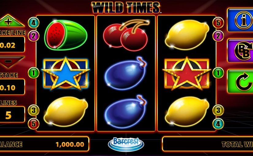Lightning Wild Slot - Play Online Slots for Free