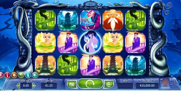 Play Legend of the White Snake Lady Online Slot For Free