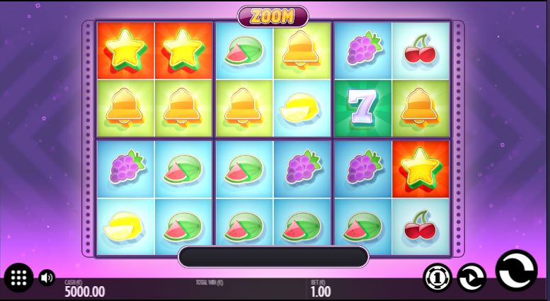 Play Zoom Online Slot For Free