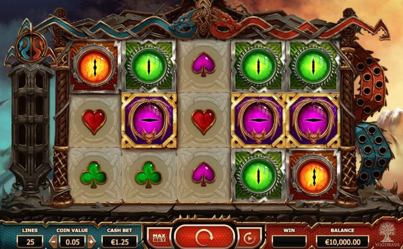 Play Double Dragons Online Slot For Free