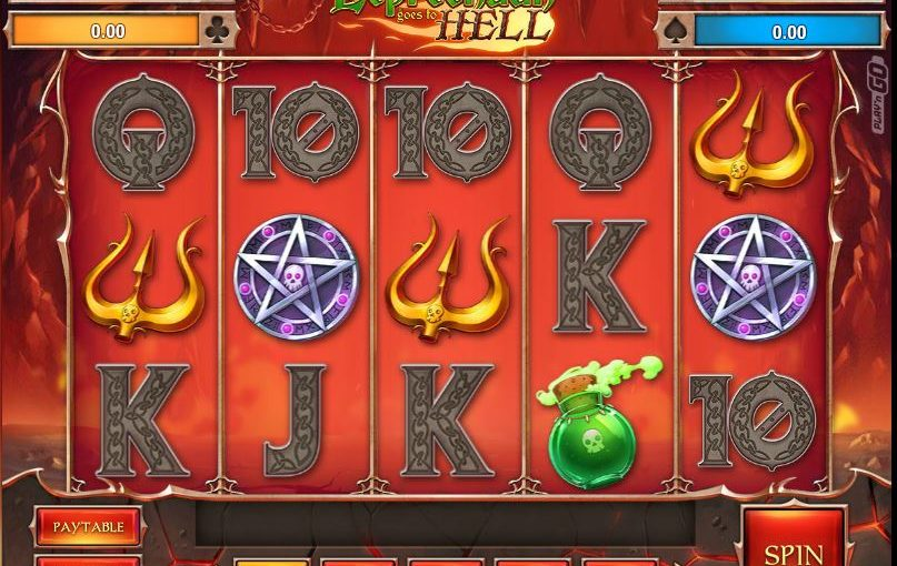 PLay Leprechaun Goes to Hell Online Slot For Free
