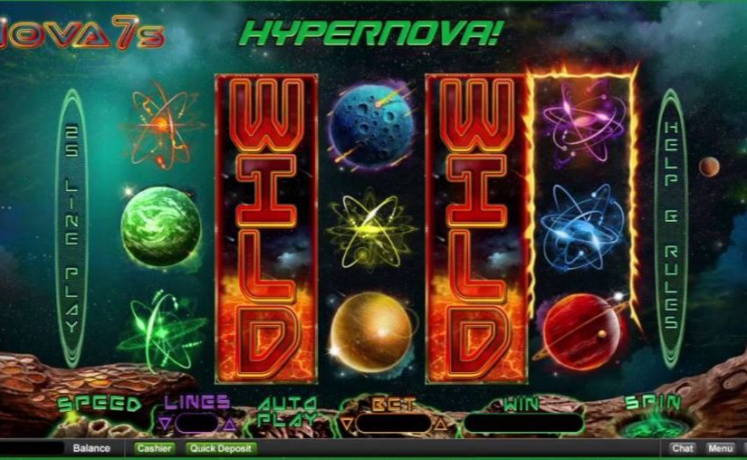 Play Npva 7s online slot for free