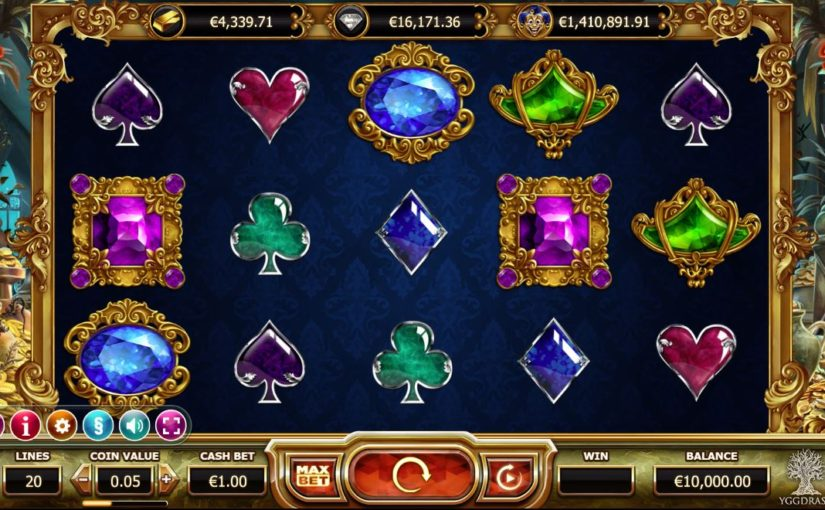 Play Empire Fortune Online Slot For Free