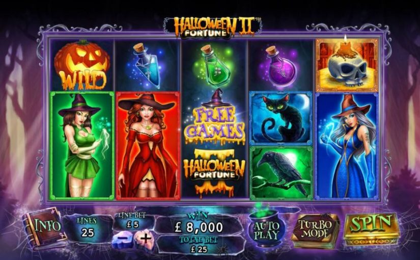 Spiele Halloween Fortune II - Video Slots Online