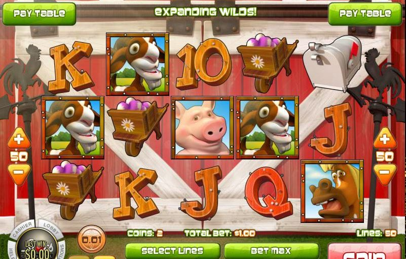 Play Windy Farm Online Slot For Free
