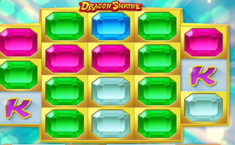 Play Dragon Shrine Online Slot For Free
