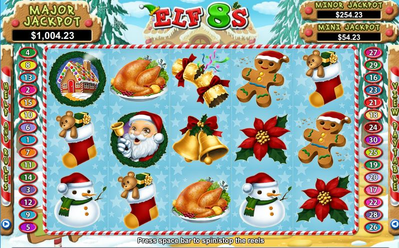PLay ELF 8'S Online Slot For Free