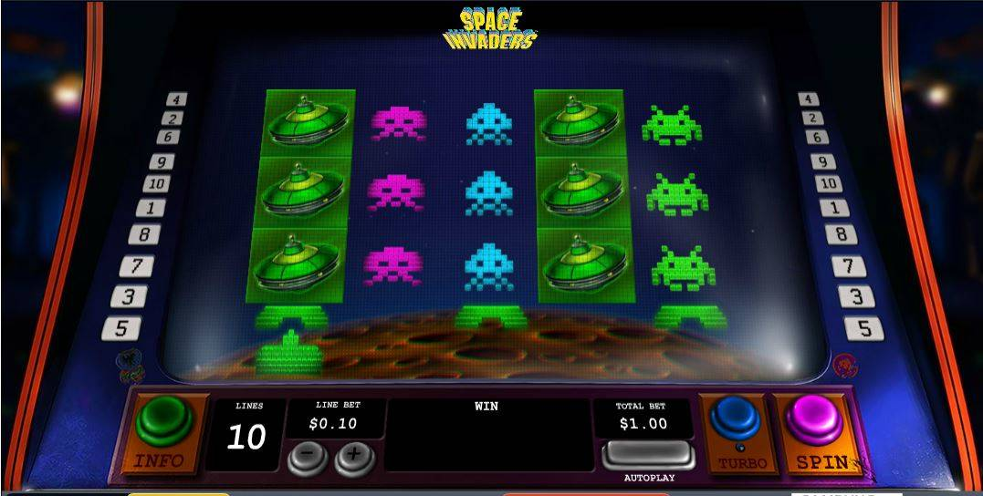 Spiele Space Blast - Video Slots Online