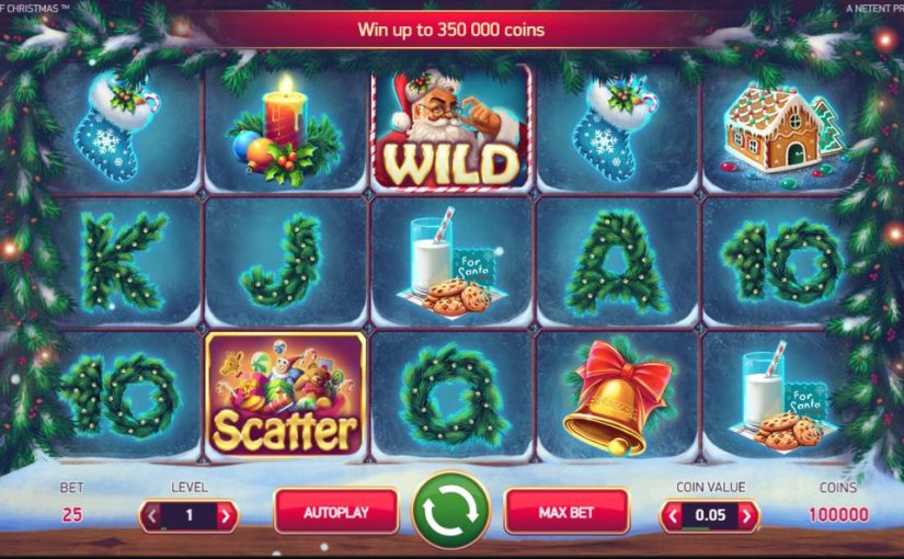 Play Secrets Of Christmas Online Slot For Free