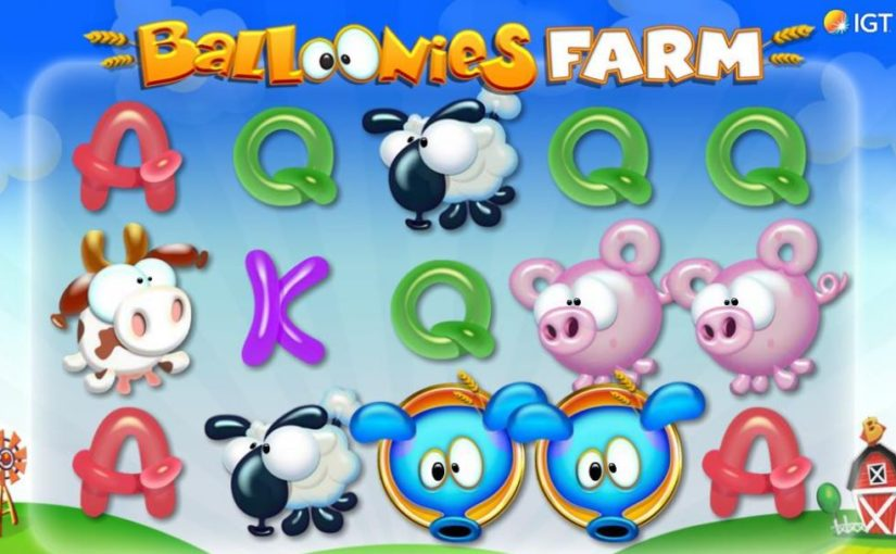 PLay Balloonies Farm Online Slot