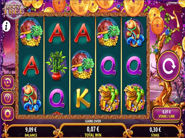 Play Lucky Tree Online video slot for free