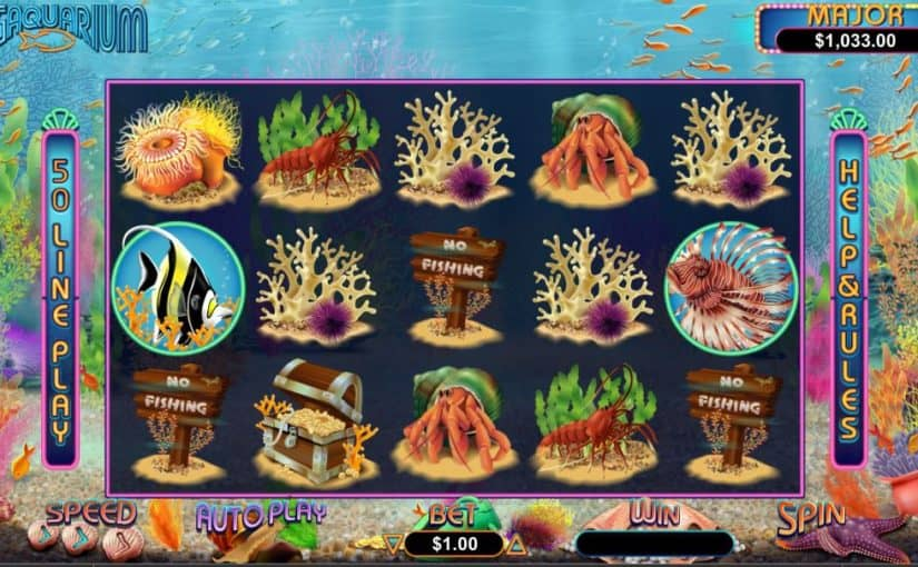 PLay Megaquarium Online Slot For Free